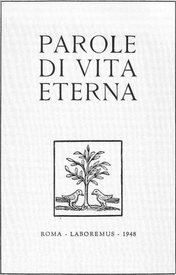 Entretien avec Benoit, spécialiste de Maria Valtorta Parole01