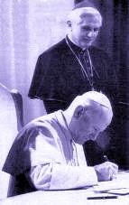 """Les merveilleux volumes de """"l'Évangile tel qu'il m'a été révélé"""" Ratzinger"""